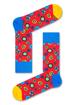 Picture of Beatles Socks: Happy Socks Men's Flower Power Socks