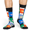 "Picture of Beatles Socks: Happy Socks Men's ""Hard Day's Night"" Socks"