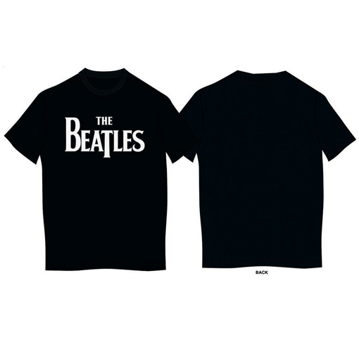 Picture of Beatles Kid Shirt: The Beatles Black Drop T - Baby to Youth