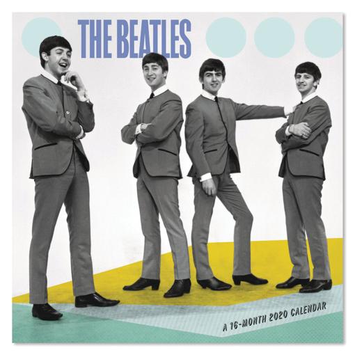 Picture of Beatles Calendar: 2020 Mini Calendar