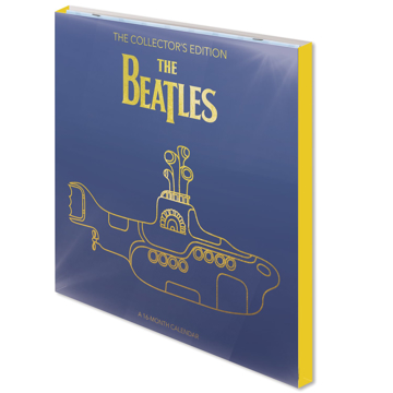 Picture of Beatles Calendar: 2020 Collector's Edition - Yellow Submarine