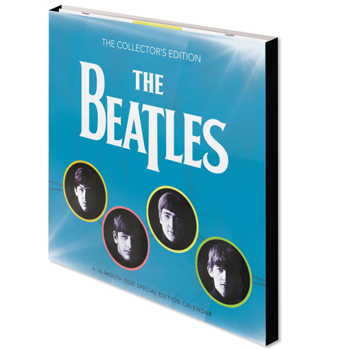 Picture of Beatles Calendar: 2020 Collector's Edition - Beatlemania