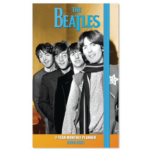 Picture of Beatles Planner:  2020-2021  2-Year Pocket Planner