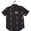 Picture of Beatles Dress Shirt: Black Drums and Apples Button Down