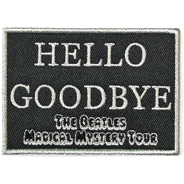Picture of Beatles Patches: Hello Goodbye - MMT