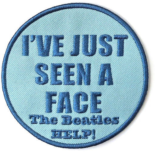 Picture of Beatles Patches: I've Just Seen A Face - Help!