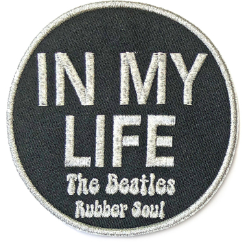 Picture of Beatles Patches: In My Life - Rubber Soul