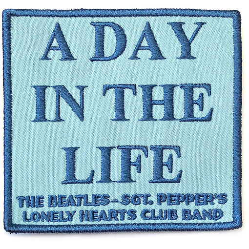 Picture of Beatles Patches: A Day In The Life - Sgt Pepper