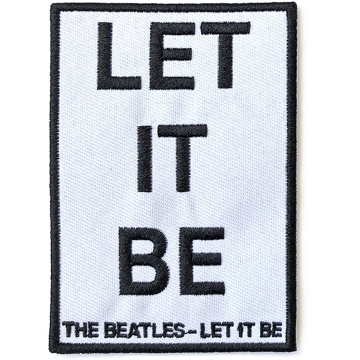 Picture of Beatles Patches: Let It Be - Let It Be