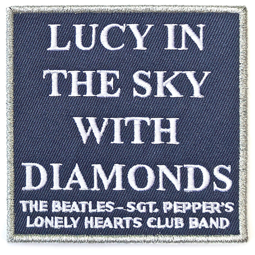 Picture of Beatles Patches: Lucy In The Sky - Sgt Pepper