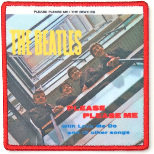 Picture of Beatles Patches: Album Cover Patch - Please Please Me