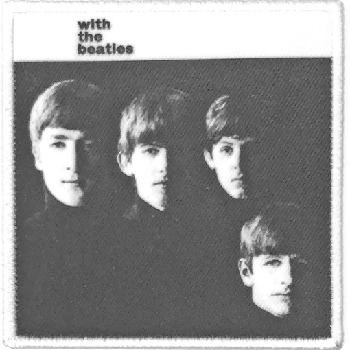 Picture of Beatles Patches: Album Cover Patch - With the Beatles