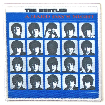 Picture of Beatles Patches: Album Cover Patch - A Hard Days Night