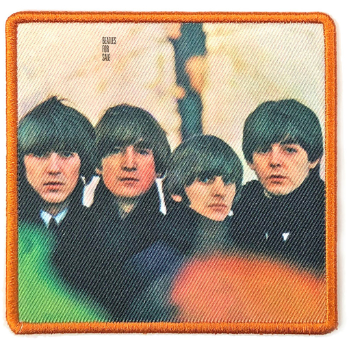 Picture of Beatles Patches: Album Cover Patch - Beatles For Sale