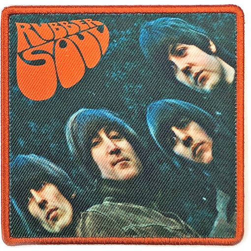 Picture of Beatles Patches: Album Cover Patch - Rubber Soul