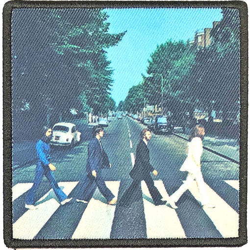 Picture of Beatles Patches: Album Cover Patch - Abbey Road