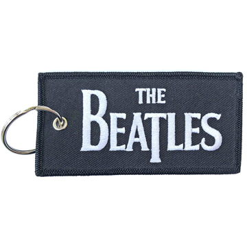 Picture of Beatles Patches: Keychain Patch - Drop T logo