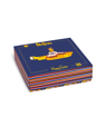 Picture of Beatles Socks: Happy Socks Unisex EP SIZE BOXSET 3 pack of Yellow Submarine Socks