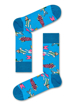 Picture of Beatles Socks: Happy Socks Unisex EP SIZE BOXSET 3 pairs of Yellow Submarine Socks