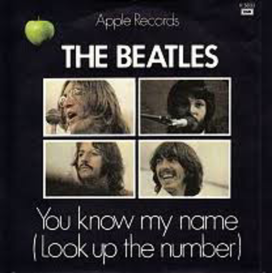 The Beatles - A Day in The Life: March 6, 1970