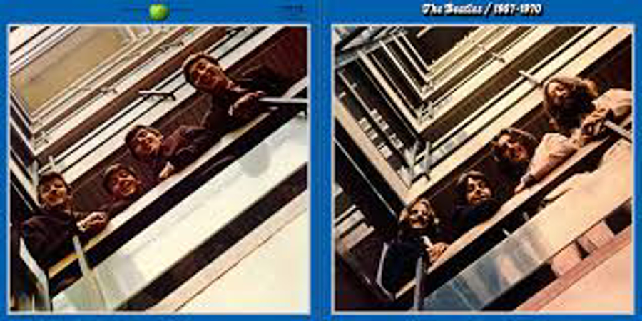 The Beatles - A Day in The Life: April 2, 1970
