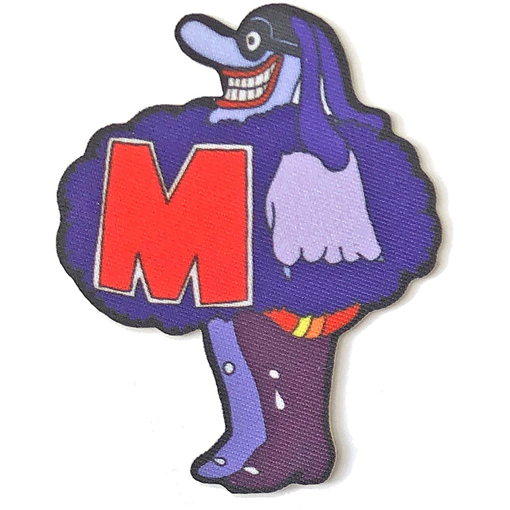 Picture of Beatles Patches: Yellow Submarine Max