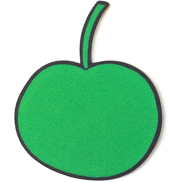 Picture of Beatles Patches: Yellow Submarine Apple