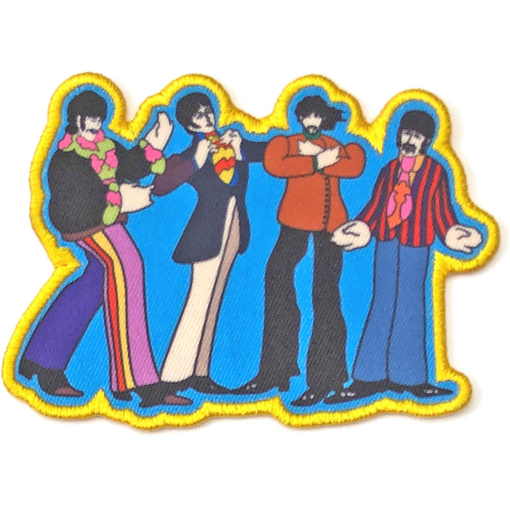 Picture of Beatles Patches: Yellow Submarine Sub Band