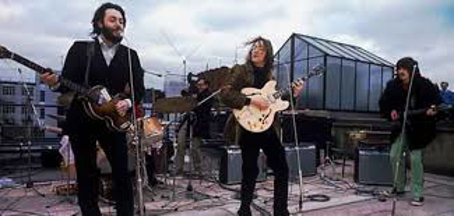 The Beatles - A Day in The Life: May 13, 1970