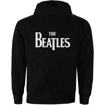 Picture of Beatles Hoodie: JR Zipped Drop T Logo