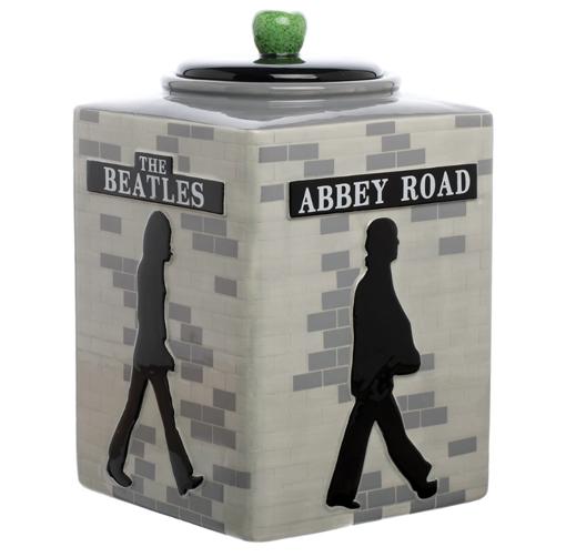 Picture of Beatles Cookie Jar: The Beatles Abbey Road Cookie Jar