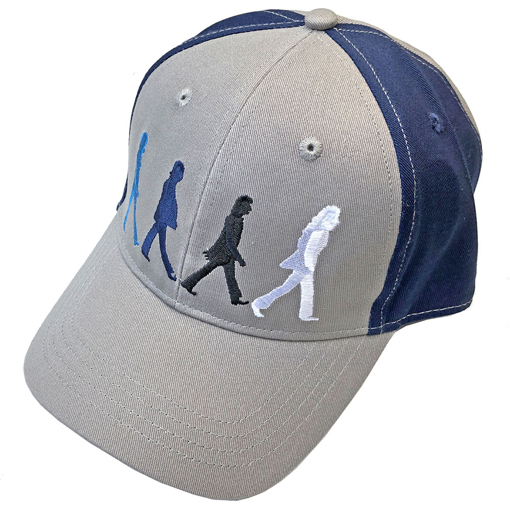 Picture of Beatles Cap: The Beatles Abbey Road Two Tone (Grey Blue)