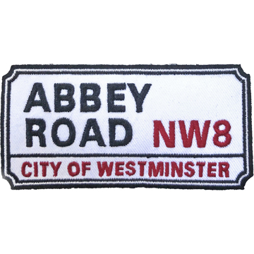 Picture of Beatles Patches: Abbey Road - City of Westminster