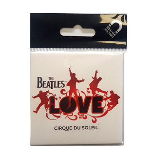 """Picture of Beatles Magnets: The Beatles """"Love Logo"""" Magnet"""