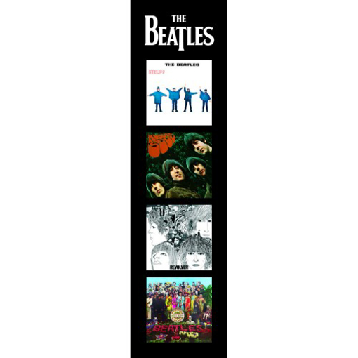 Picture of Beatles Bookmarks: Multiple Albums