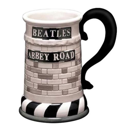 Picture of Beatles Mug: Abbey Road 25 oz. Sculpted Mug