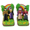 Picture of Beatles Bookends: The Beatles Yellow Submarine Sculpted Resin Bookends
