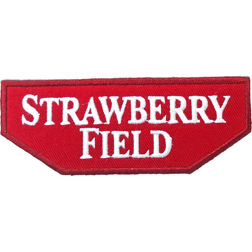 Picture of Beatles Patches: Strawberry Field