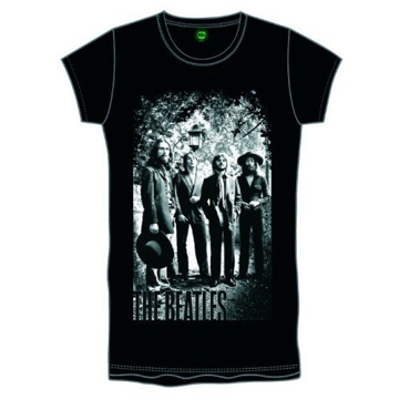 Picture of Beatles Jr's T-Shirt: Tittenhurst Lampost Silver Foil