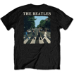 Picture of Beatles Adult T-Shirt: Beatles Abbey Road and Logo