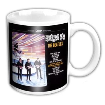 Picture of Beatles Mini Mug: Beatles US Album Something New Mini Mug