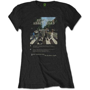 Picture of Beatles Jr's T-Shirt: Abbey Road 8 Track
