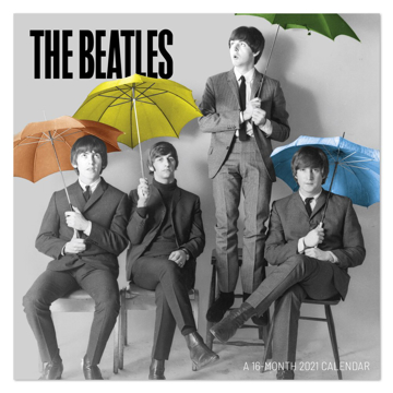Picture of Beatles Calendar: 2021 Mini Calendar