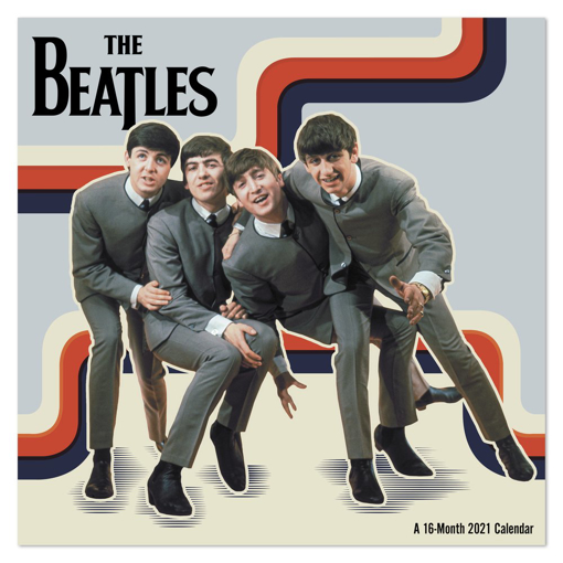 Picture of Beatles Calendar: 2021 Calendar The Beatles