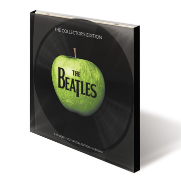 Picture of Beatles Calendar: 2021 Collector's Edition - Bonus Mini Beatles Calendar