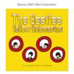 Picture of Beatles Calendar: 2021 Collector's Edition - Yellow Submarine with Bonus Mini Calendar