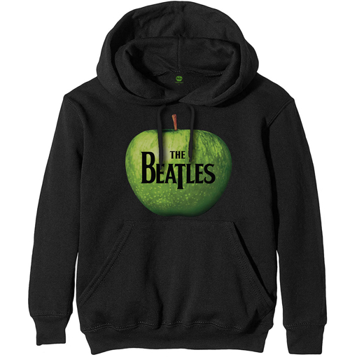 Picture of Beatles Hoodie: Apple Logo Pullover with Hood