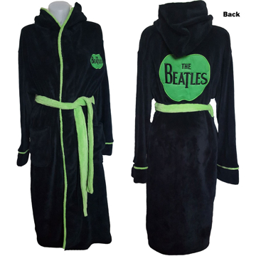 Picture of Beatles Robe: Beatles Apple Logo Robe