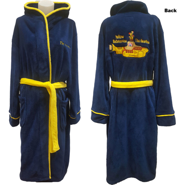 Picture of Beatles Robe: Beatles Yellow Submarine Robe
