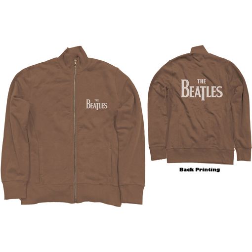 Picture of Beatles Jacket: Track Top featuring The Beatles 'Drop T Logo'